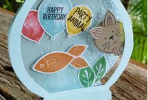 Stampin' Up! ~ Friends and Flowers