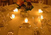 Table Settings and Favors