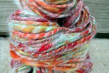 Yarn - Handspun