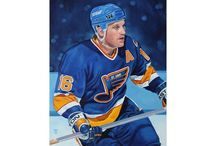 NHL official paintings