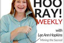 Hooray Weekly Podcast