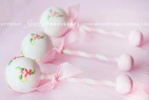 cake pops / by Gwen Jones