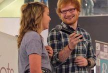 Ed Sheeran and Syd