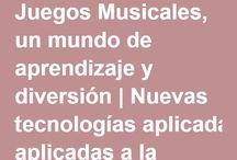 Música. Juegos.