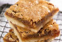 FOOD: Baking Squares/Brownies
