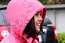เสื้อกันฝน Raincoat by PORT' RAIN / เสื้อกันฝน Raincoat