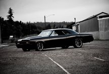 The Car of my Dreams / Chevelle 1967