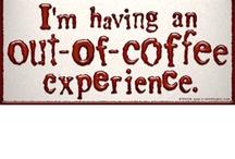 Coffee, coffee, COFFEE / Elixir of life :o) / by Crystal Cook