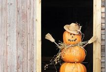 Fall Décor / Some of my favorite décor ideas for the fall season