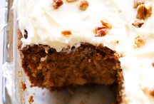 Every day cakes / Carrot cake