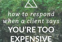 Marketing for clients // Clientes Marketing