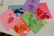 Color and Shape Activities / For Preschoolers