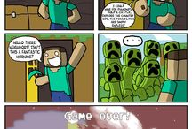 Minecraft / Minecraft pics and vids