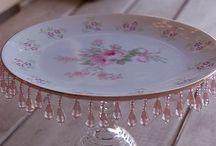 dekorativní talíře