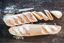 Pečení - pečivo - baking / Recepty na pečivo z pekárny nebo trouby :-)