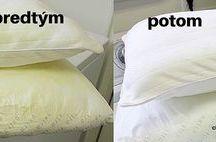 úklid a praní