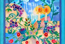 Shabbat Shalom / As Jews, each Friday evening, we embark on the day of rest known as Shabbat which lasts until sundown on Saturday night.  Shabbat Shalom to all!