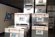 Dryice highly insulated boxes and contairs.