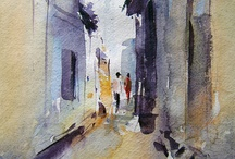 Vijaye Kakde-Watercolours