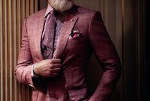 beard and stylish
