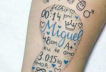 Tatuagens de bebê