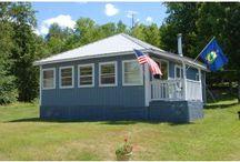 Lake Properties we love / Vermont Lake Properties