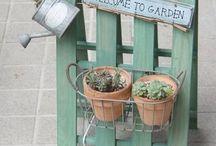 idei ptr grădină