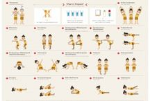 Yoga / Yoga - mostly bikram and asthanga.