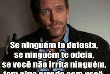 Dr. House / Anti Tédio (¬_¬)ノ