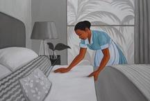 Kay Sarver Art / Room Service