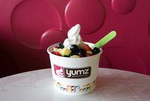 YUMZ Ankeny, IA / 1325 S.W. Oralabor Road, Ankeny, IA 50021 515-289-4014 Sunday — Thursday: 12PM — 9PM. Friday & Saturday 12PM — 10PM / by Yumz Gourmet Frozen Yogurt