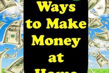 Ways To Make Money / Ways to make extra money / by Billies Finds