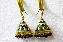 Fashion Earrings / Earrings for the woman of Today. Trendy, stylish and bold.