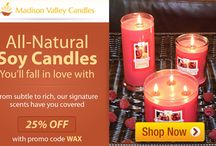 25% Off All Jar Candles / 25% Off