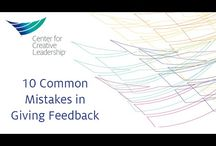 Coaching & Feedback / by Michele Hines