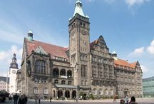 Chemnitz the City of Modernism / Interesting facts and pictures of Chemnitz, Germany