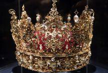 Короны, головные уборы /  Сrown, diadem