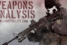 Weapon Analysis Call of Duty Ghosts