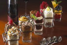 Bite size dessert