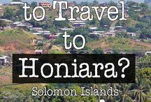 { Solomon Islands }