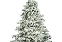 Winter Wonderland / Stunning #decorations to create your own #white #christmas.