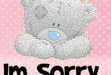 I'm so so Beary sorry........