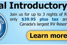 "Holiday Trails Resorts / Established in 1983, Holiday Trails RV Resorts (or ""HTR"" for short) is Canada's largest RV camping network, with campgrounds in BC, Alberta and Washington. We are also affiliated with over 600 campgrounds throughout North America.  Our network is open for the enjoyment of both our members and the general public."