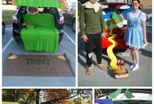 Trunk or Treat...