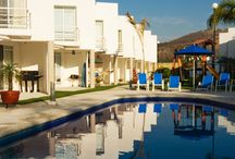 Dos Ríos I / Conjunto Residencial, ubicado en el estado de Morelos, consta de 93 viviendas en su primera etapa