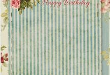 Card Templates  by Glenda