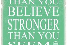 Inspiration / by National Ovarian Cancer Coalition