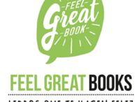 Feel great books / Ediciones Urano ha creado 'Feel great book', una etiqueta que distingue las lecturas que nos hacen sentir bien, dejan una sensación agradable y elevan nuestro estado de ánimo. Entre sus características, los 'Feel great books' destacan por producir una sensación de felicidad en el lector y promover la confianza en el género humano.