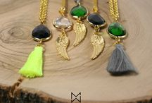 Fashion pendants / Marion Jewels