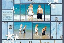 California vacation scrapbook ideas